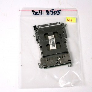 Dell Latitude D505 PCMCIA Card Slot CVR4C36372