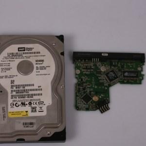 WD WD400BD-60LRAS 40GB 3,5 SATA HARD DİSK/PCB (DEVRE KARTI) DATA KURTARMA İÇİN