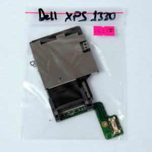 DELL XPS M1330 Express EC Card Slot Board & Remote Control MR425 1759754-1