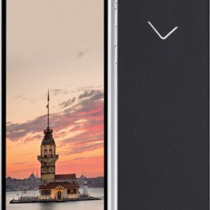 YENİ KUTUSUNDA VESTEL Venüs V3 5570 Siyah Telefon