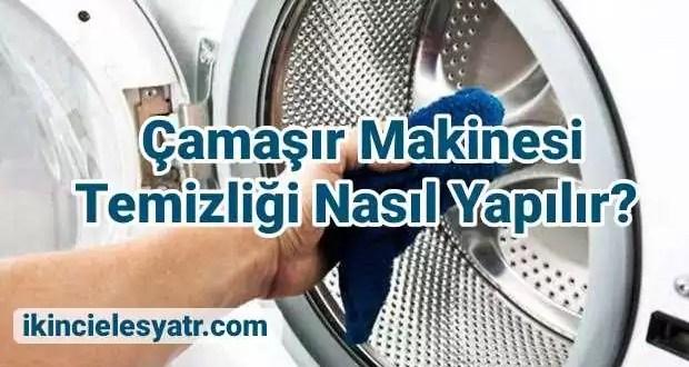 Çamaşır Makinesi Temizliği Nasıl Yapılır? 1