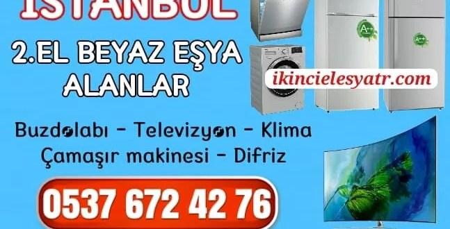 İstanbul İkinci El Beyaz Eşya Alanlar 1