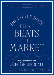The Little Book That Still Beats the Market - Joel Greenblatt ebook free