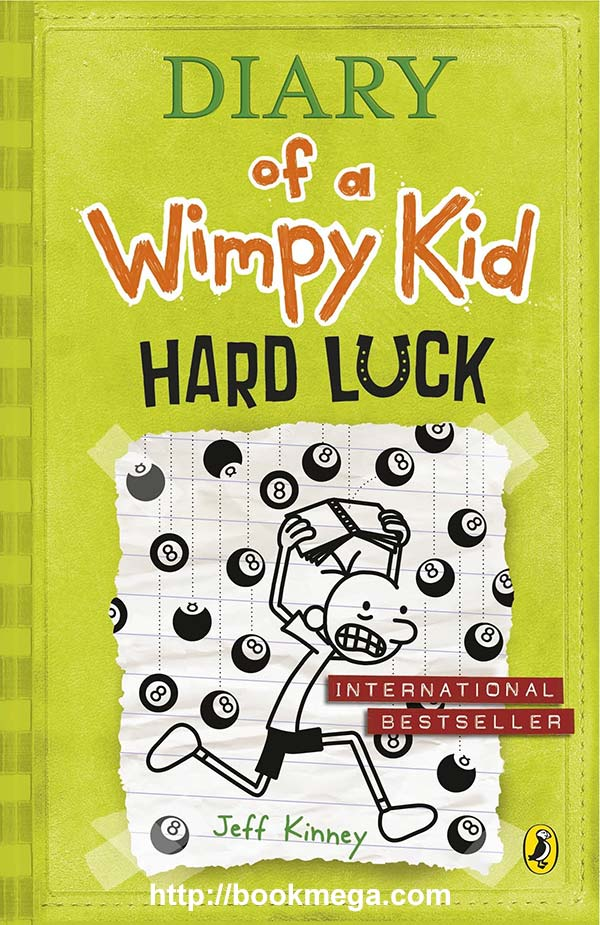 Diary of a Wimpy Kid Book: Hard Luck (Book 8)