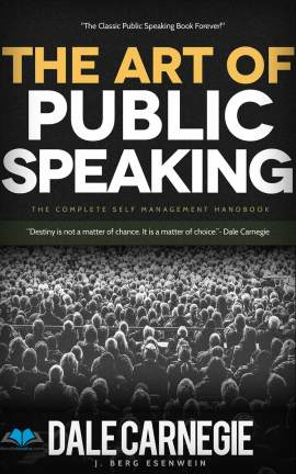 The Art of Public Speaking ebook EPUB/PDF/PRC/MOBI/AZW3