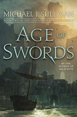 Age of Swords: Book Two of The Legends of the First Empire ebook epub/pdf/prc/mobi/azw3