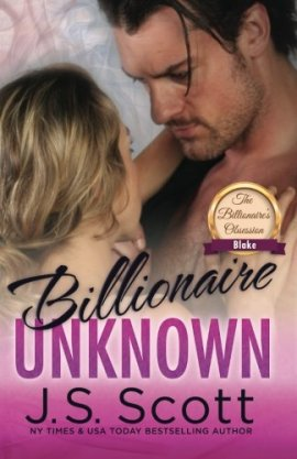 Billionaire Unknown: The Billionaire's Obsession Blake (Volume 10) ebook epub/pdf/prc/mobi/azw3