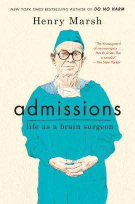 Admissions: Life as a Brain Surgeon ebook epub/pdf/prc/mobi/azw3 download free