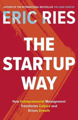 The Startup Way ebook epub/pdf/prc/mobi/azw3 download free