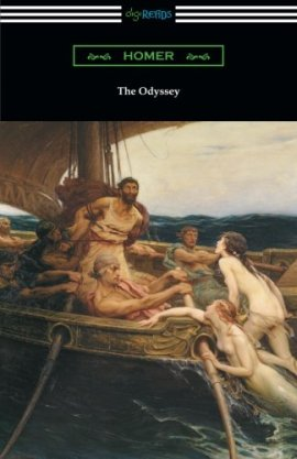 The Odyssey ebook epub/pdf/prc/mobi/azw3 download free
