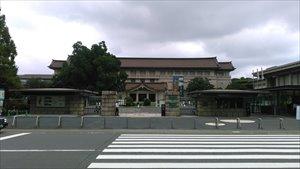 東京国立博物館~障害者用駐車場