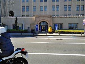 車椅子で行く横浜税関資料展示室 バリアフリー情報