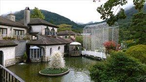 箱根ガラスの森美術館 バリアフリー情報