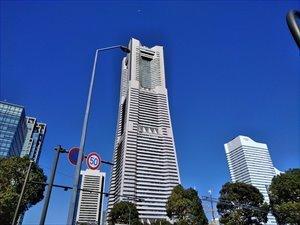 車椅子で行くみなとみらい 横浜ランドマークタワー バリアフリー情報