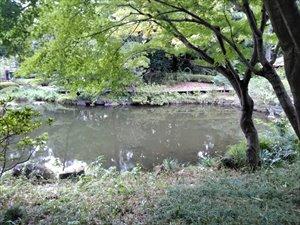 西早稲田 甘泉園公園・水稲荷神社 バリアフリー情報