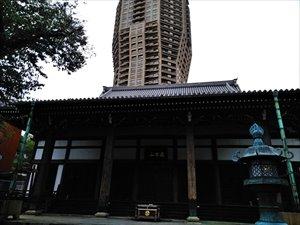東京の車椅子散歩 麻布山善福寺 バリアフリー情報