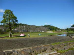 飯塚沼農村公園のバリアフリー状況