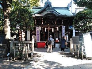 入谷小野照崎神社