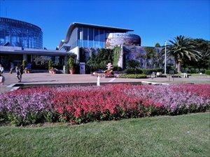 三陽メディアフラワーミュージアムのバリアフリー状況