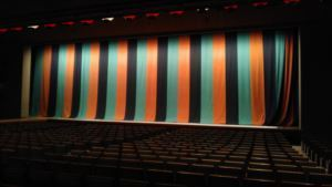 大劇場のバリアフリー状況