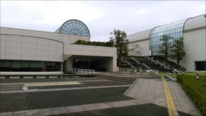 平塚市美術館と平塚市博物館 車椅子からみたバリアフリー情報