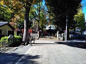東京都豊島区雑司が谷の「鬼子母神」