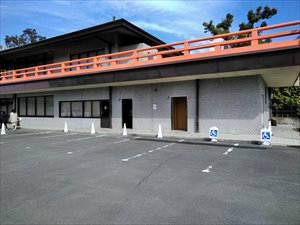 京都 城南宮 車椅子参拝ガイド バリアフリー情報