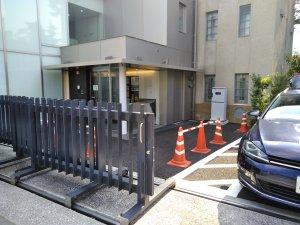 大田区立勝海舟記念館 車椅子利用ガイド