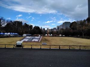 日比谷公園「東京クリスマスマーケット2020」