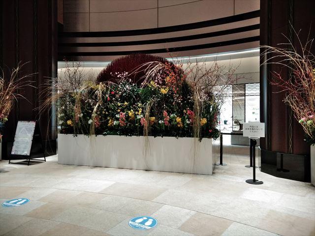 2021年 東京ミッドタウン日比谷のお正月イベント
