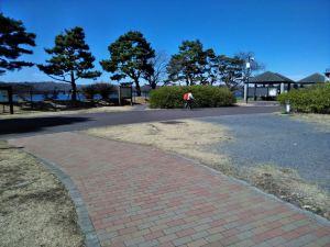 狭山湖(山口貯水池)
