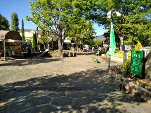 ハーブ庭園旅日記勝沼庭園