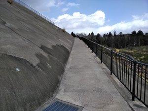 高滝湖PA展望台