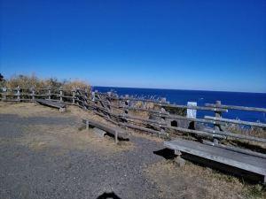 太東崎灯台展望台