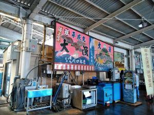 田子の浦漁協食堂と直売所 車椅子利用者ガイド