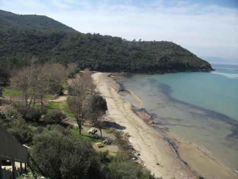 Dilek Yarımadası Büyük Menderes Deltası