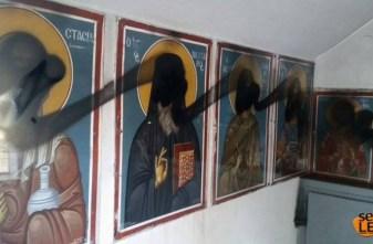 Αποτέλεσμα εικόνας για βανδαλισμοί  κατά χριστιανικών εκκλησιών