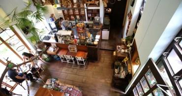 北屯下午茶推薦 台中BUKA這一隻熊 森林系療癒咖啡館 簡餐,咖啡,雜貨 超好拍秘境花園