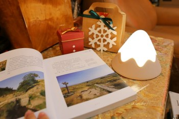 USERWATS小夜燈 富士山小夜燈適合聖誕節交換禮物,親子禮物推薦