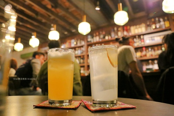 台南特色酒吧 赤崁中藥行,來台南老宅的中藥房喝杯調飲吧!台南第一家琴酒吧,近赤崁樓旁