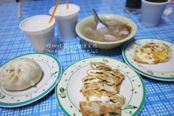 【台中北區美食】澎湖早點 現撖現煎的蛋餅超活力早點,銅板美食