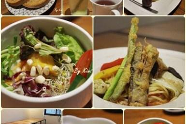 【台中西區美食】玖蒔院 vegan cafe 蔬食咖啡館 @蔬食新饗宴(素食)