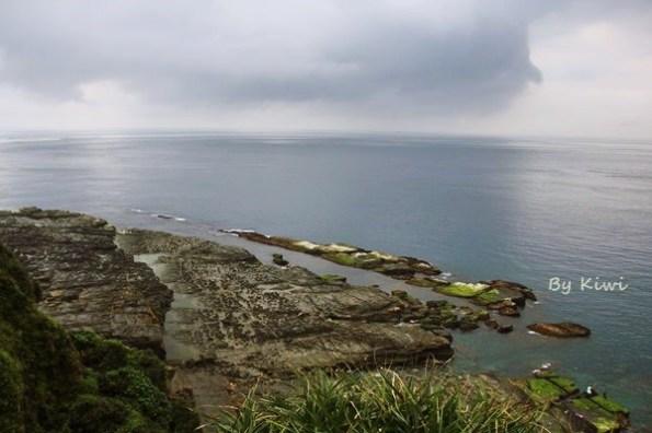 【新北瑞芳】環抱太平洋之旅-鼻頭角步道、燈塔小舖喝咖啡