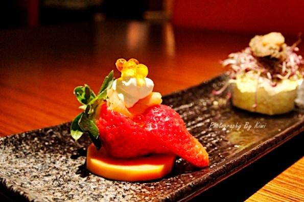 【苗栗大湖餐廳】石風渡假城堡創意料理 @限定草莓套餐,創意與品嘗挑逗無限味蕾!