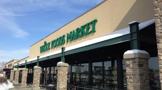 """鮮度高い食材の宝庫""""Whole Foods Market"""""""