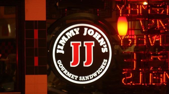 """SUBWAYだけじゃない!サンドイッチチェーン""""Jimmy John's"""""""