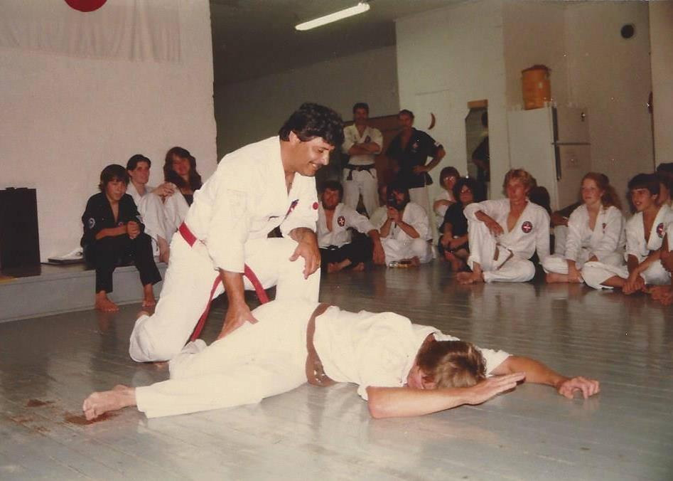 Soke Joseph Ruiz IKKU