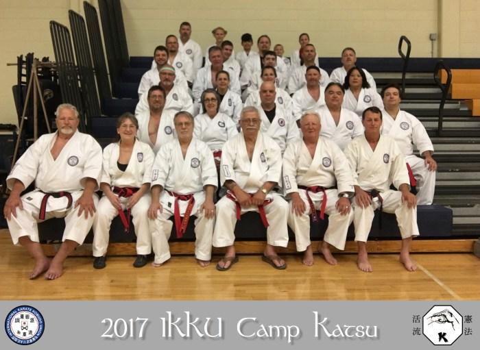 2017 IKKU Camp Katsu