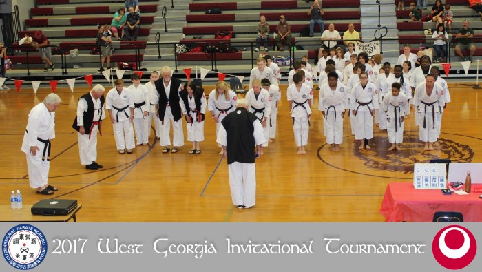 2017 West Georgia Invitational Tournament