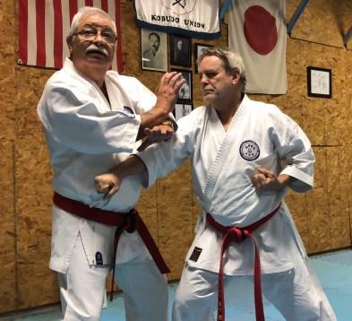 2018 Ruiz teaching Niseishi Bunkai